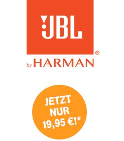 JBL Clip+ Bluetooth-Lautsprecher (6 versch. Farben) für 19,95€ inkl. Versand für Telekom Kunden