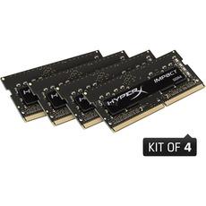 HyperX SO-DIMM 16 GB DDR4-2133 Quad-Kit CL14-14-14 260-pin (Alternate)