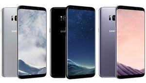 "Samsung Galaxy S8+ Plus 64GB Android LTE Smartphone ohne Simlock 6,2"" Display [ebay smallbug_technikshop] Widerrufsretoure"