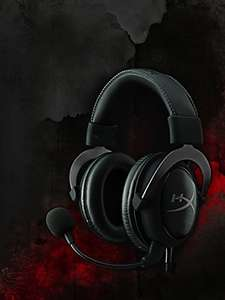HyperX Cloud II Gaming-Headset Gun Metal  [Amazon]