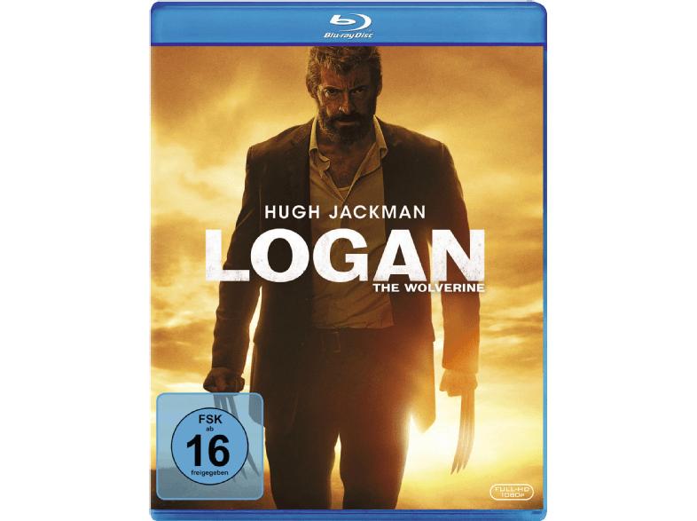 Logan - The Wolverine [Blu-ray] lokal MM Berlin / Brandenburg am 13.07.17