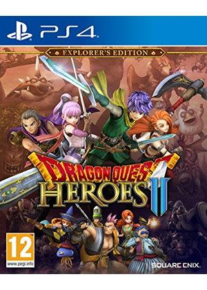 [base.com] Dragon Quest Heroes II Explorer's Edition (PS4)