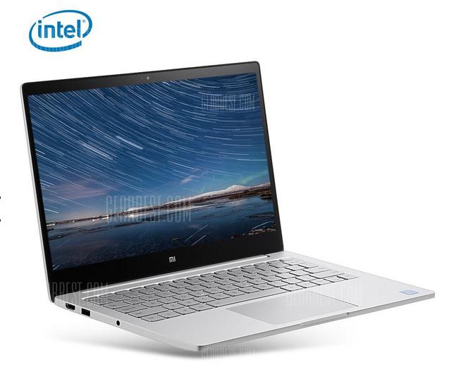 Xiaomi Air 13 Notebook für 542,75€ (Gearbest)