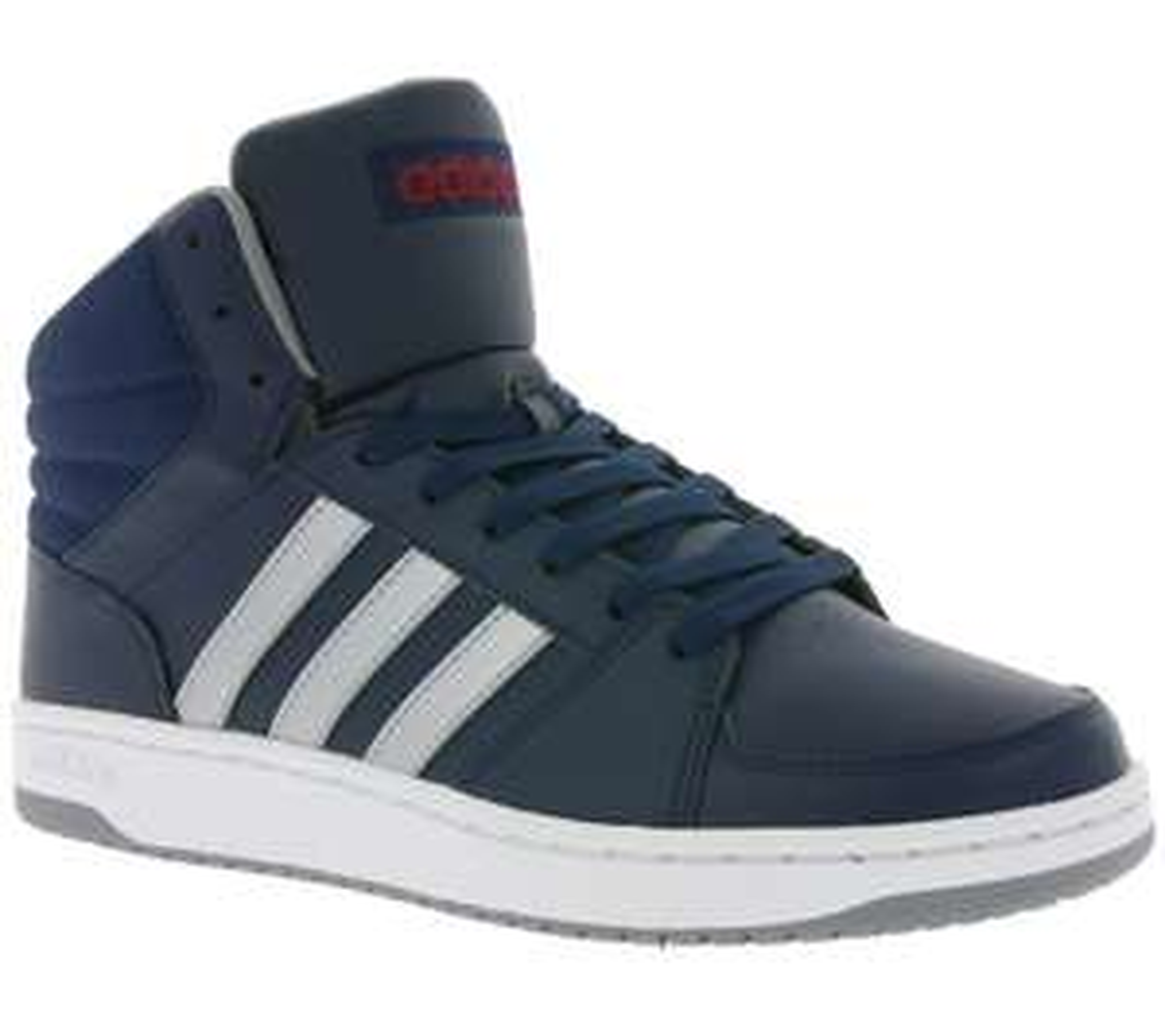 [Outlet46] Adidas HOOPS VS  MID Blau