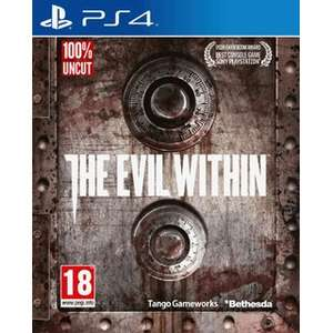 The Evil Within PS4 (AT Steelbook)