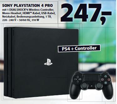 [Lokal] Sony Playstation 4 Pro - Lokal Wirges bei Black.de