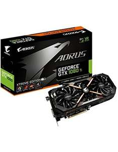 Gigabyte Aorus GeForce GTX 1080 Ti Xtreme Edition 11G für ~653€ [Amazon.fr Prime]