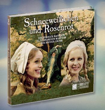 Gratis Hörbuch: Schneeweißchen und Rosenrot