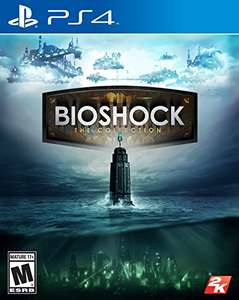 BioShock: The Collection (PS4/Xbox One) für 22,17€ (Amazon.com)