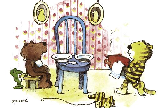 Verschiedene DVDs für Kinder für je 2,69€ bei [kinderbuch.eu] z.B. Janosch: Tiger & Bär-Geschichten statt 10€