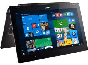 [Mediamarkt] ACER Aspire Switch 12 S ( SW7-272-M5FE) Convertible 128 GB 12.5 Zoll