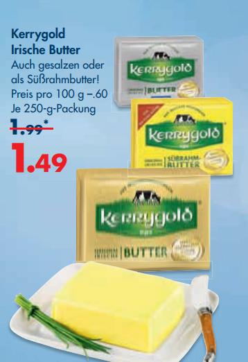 Kerrygold Butter bei Karstadt-Lebensmittel.de