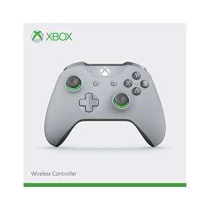Xbox One S Wireless Controller (Grey and Green Special Edition) für 43,50€ (Amazon FR)
