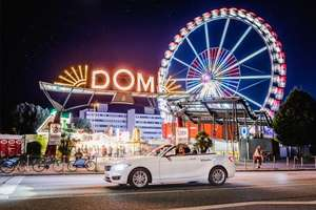 Drive Now! Hamburg - Kostenlose Anmeldung + 60 Freiminuten - nur heute