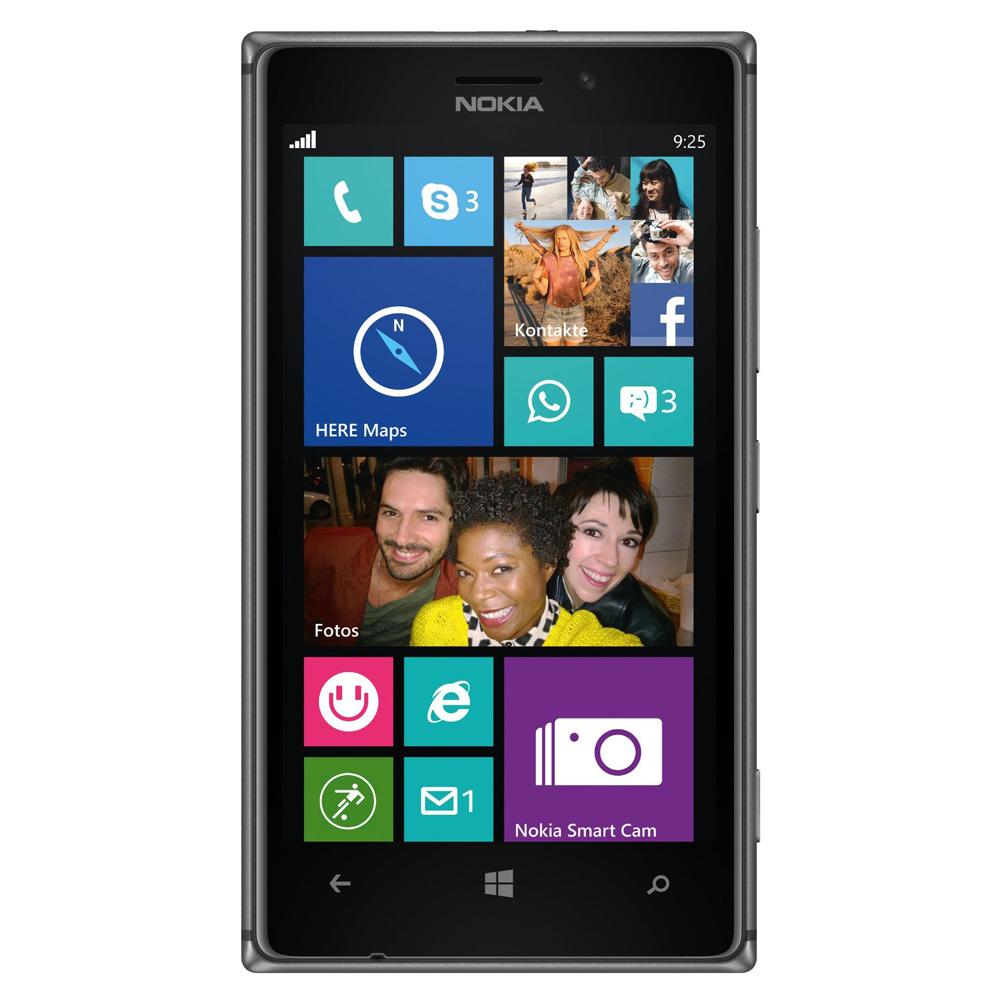 Lumia 925 32GB LTE für 49,00€ [gebraucht - gut] bei Clevertronic.de