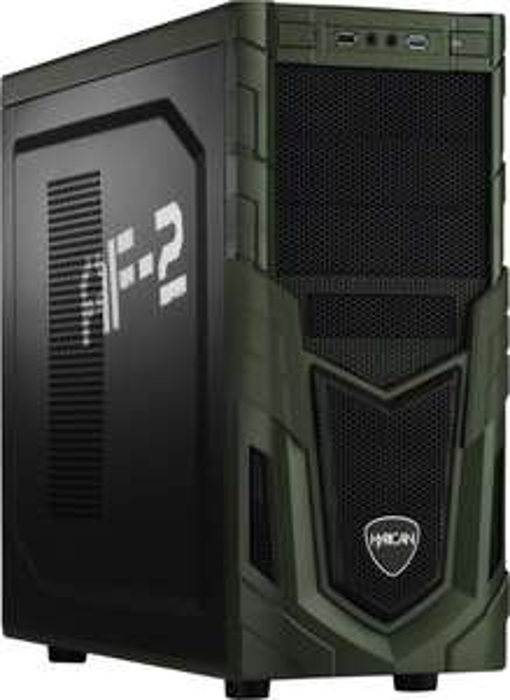 Hyrican Gaming 5554 Komplett-PC (i7-7700, 8GB RAM, 120GB SSD + 1TB HDD, Geforce 1060 mit 6GB, Win 10) für 865,30€ [Computeruniverse]