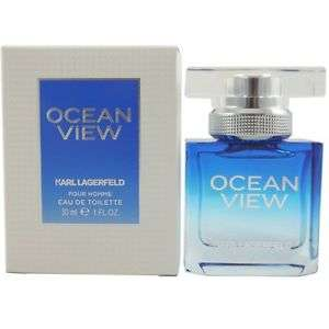 Karl Lagerfeld Ocean View Pour Homme 30 ml Eau de Toilette EDT und 25 ml Eau de Parfum EDP (für Damen) für jeweils 7,99 bei Ebay incl.Versand