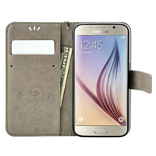 Samsung Galaxy S6 Lederhülle für 2,98 statt 8,98 Euro