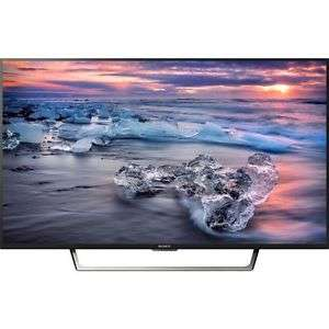 """Sony KDL-49WE755 - 49"""" Full HD, Triple Tuner (DVB-S2/C & -T2), Smart-TV"""