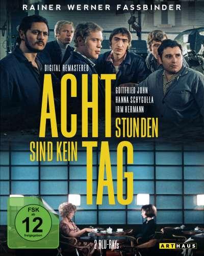 """Blu-ray """"Acht Stunden sind kein Tag"""" @jpc.de"""