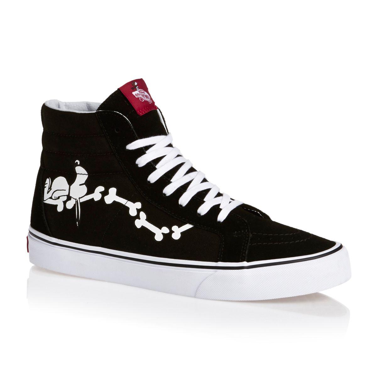 Vans Skate-Schuh Snoopy Bones/Black für 44,74€ durch Code RABATT15 (thx @Vibsi) inkl. Versand (nächster Preis Idealo: 74,95€) Shoop nicht vergessen