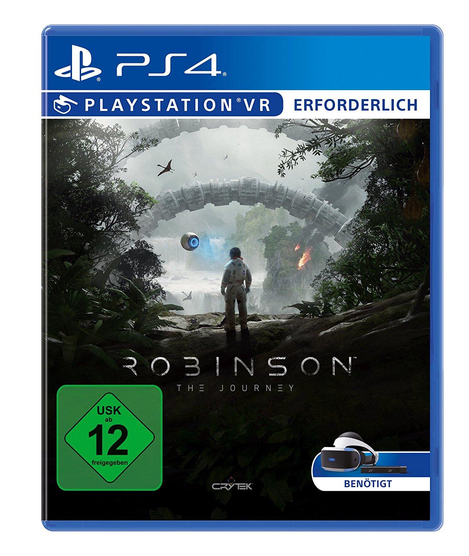 Robinson: The Journey (PS4) für 14,99€ (Saturn)