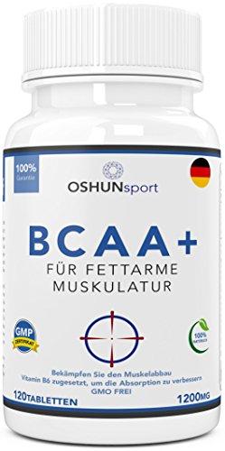 120 BCAA Tabletten für nur 1 Euro *Prime*