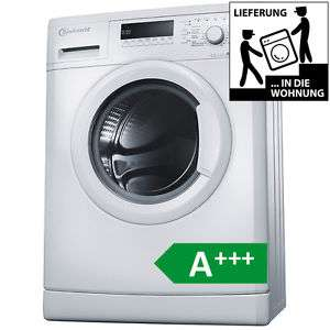 BAUKNECHT WA PLUS 744 A+++ Waschmaschine