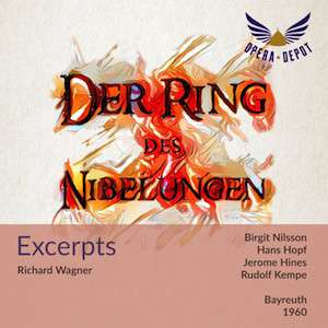 "[Opera Depot] ""Der Ring des Nibelungen"" (Ausschnitte) unter Rudolf Kempe als Gratis-Download"