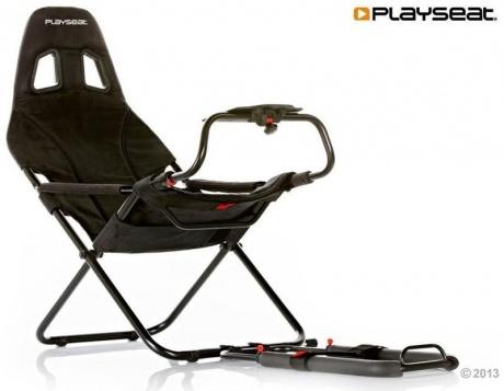 Playseat Challenge: Der passende Stuhl zu den Lenkrad Deals der letzen Tage (computeruniverse)