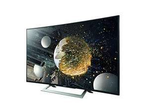 "Sony KD-50SD8005 (50"" UHD Curved, Android TV, 50Hz) [Amazon Blitzangebot]"