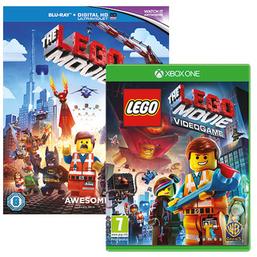 The LEGO Movie: Videogame (Xbox One) + The Lego Movie (Blu-ray + UV Copy OT) für 20,35€ (Game UK)