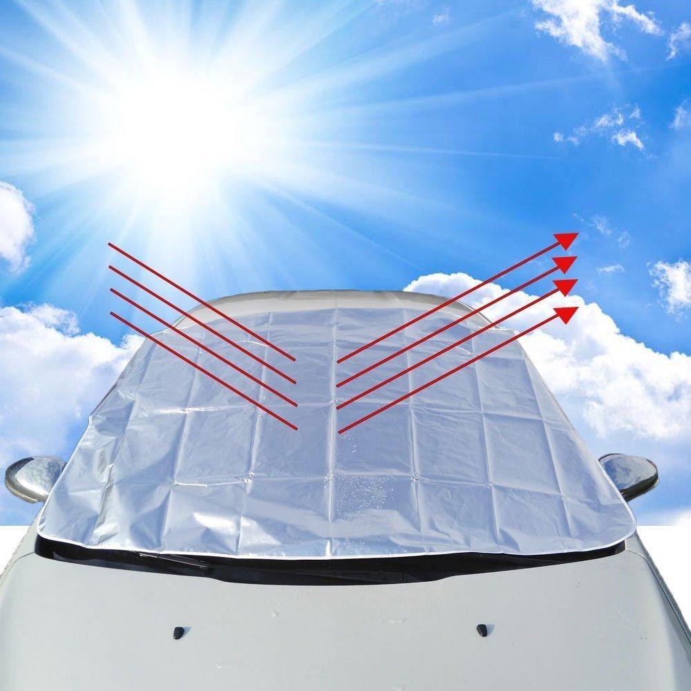 [AMAZON.DE] Boonor Sonnenschutz für das Auto!