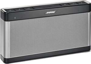 BOSE SoundLink Bluetooth Mobile Speaker III Grau Bluetooth Lautsprecher für 219€ / Media Markt !