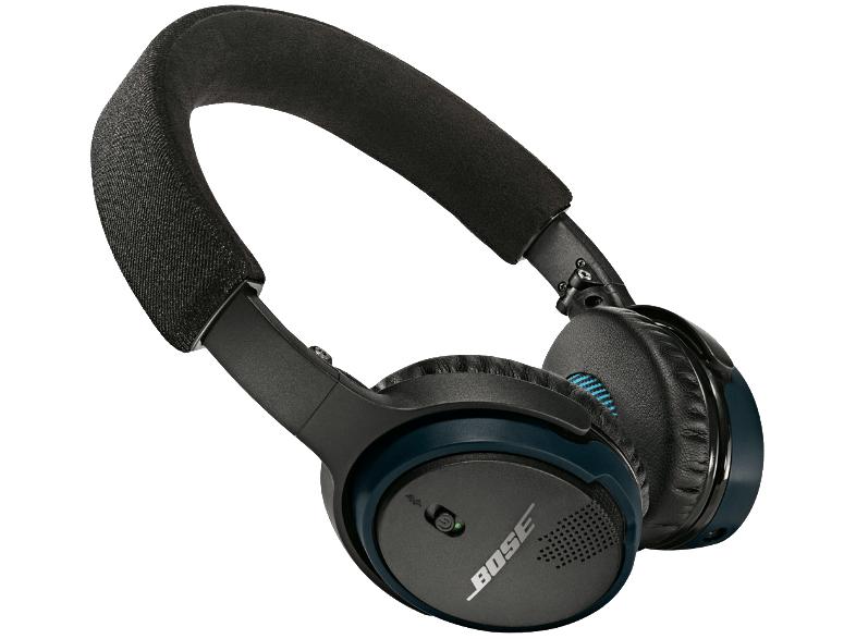 BOSE Soundlink Bluetooth Kopfhörer Schwarz/Blau für nur 149€ / Media Markt