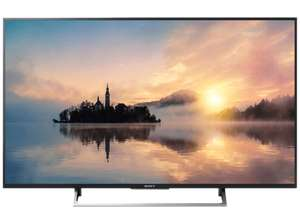 [Saturn.at] Sony KD-65XE7005 Fernseher 164 cm (65 Zoll) (4K Ultra HD, HDR, X-Reality PRO, Smart TV)