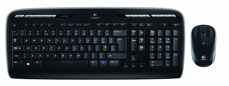 Logitech MK330 Kabellose Maus-Tastaturkombination für 19,90€
