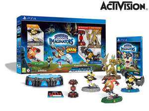 Skylanders Imaginators Starter Pack Crash Edition | PS4 @ibood