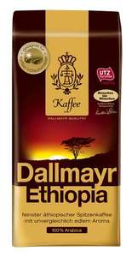 [Amazon Prime] Dallmayr Kaffee Ethiopia 500g Kaffeebohnen - 6er Pack (6x 500g) 2,59€/Pack