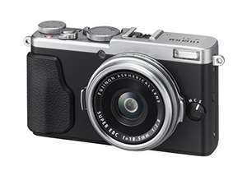 Amazon Spanien: Fujifilm X70 silber