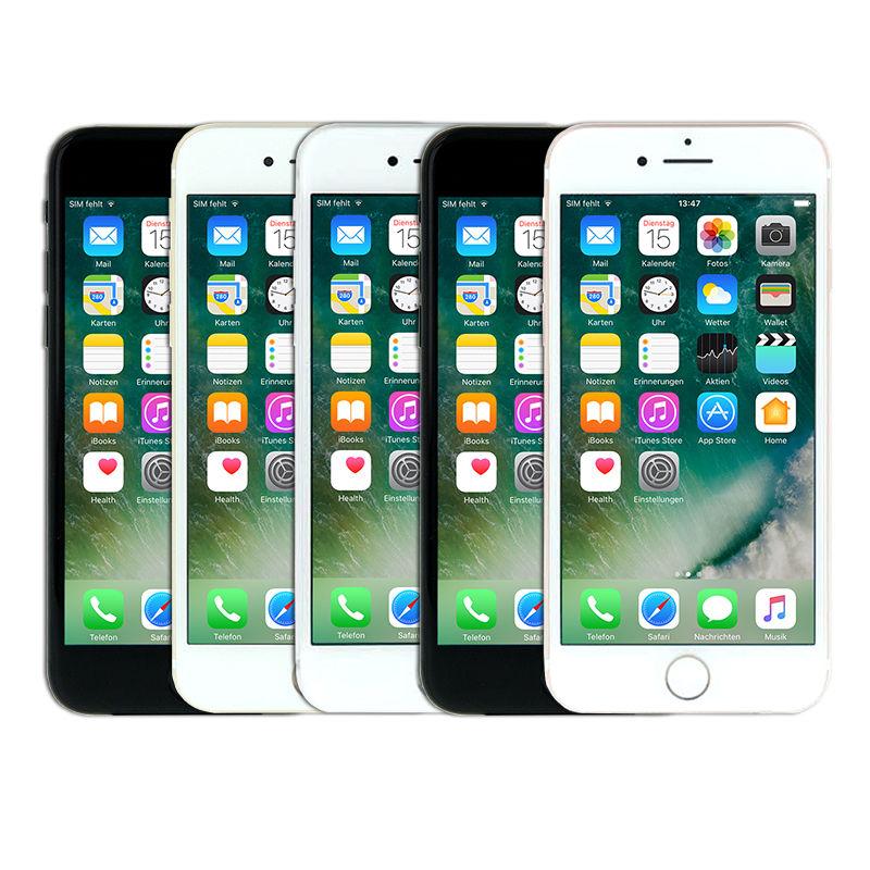 Apple iPhone 7 128GB verschiedene Farben - ohne Simlock NEU [ebay]