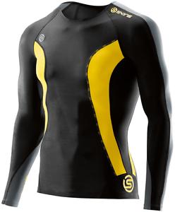 SKINS Kompressionshirt Longsleeve 29,89€ bei eBay
