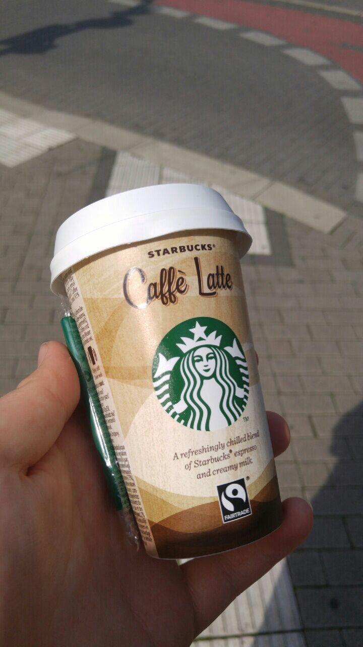 [Lokal Dortmund HBF] Gratis Starbucks Caffe Latte