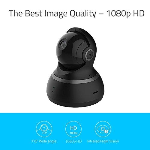 YI Dome Kamera Überwachungskamera 1080P Full HD
