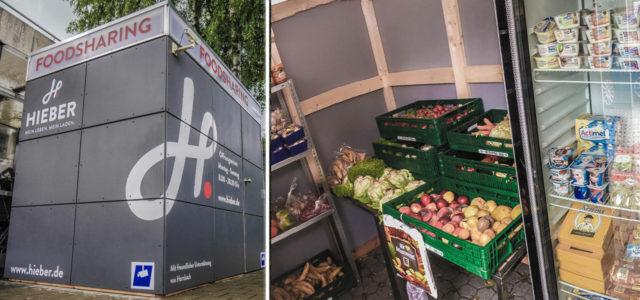 [Lokal BW Shopfheim, Nollingen] Kostenlose Lebensmittel aller Art von Hieber über  Foodsharing Boxen