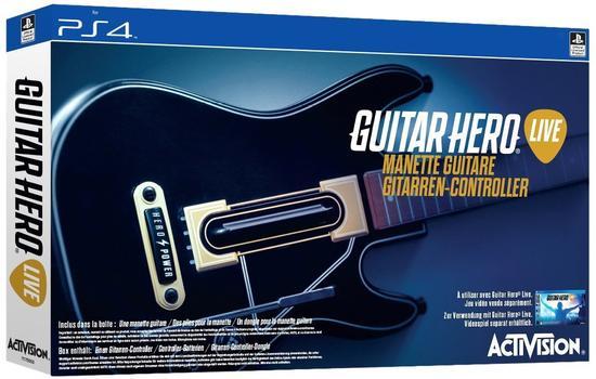 Guitar Hero: Live - Gitarren Controller (PS4/Xbox One) für 8,89€ inkl. Versand (GameStop)