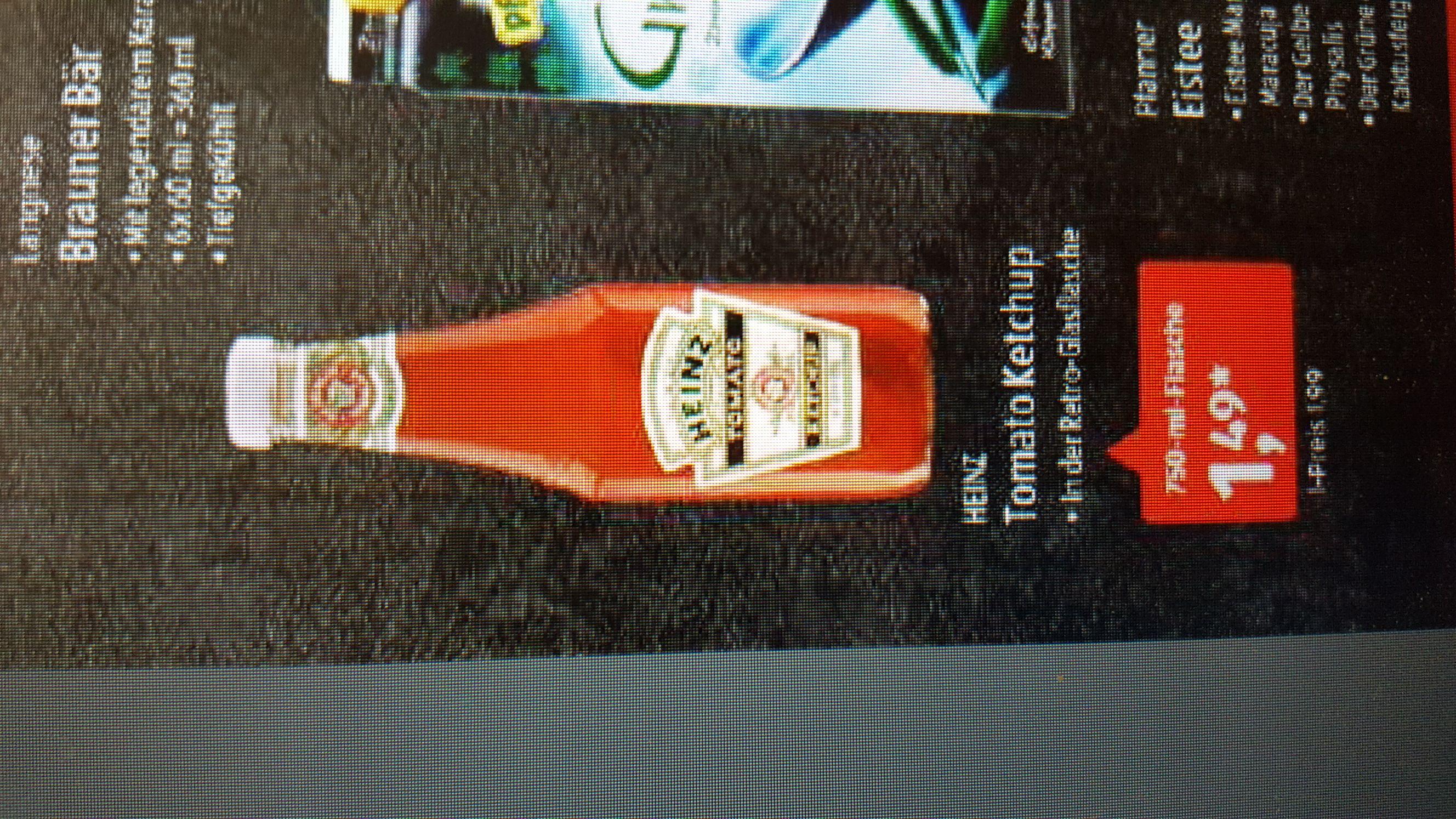 [Aldi Süd] 750 ml Heinz Tomaten Ketchup für