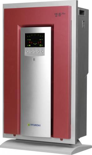 HYUNDAI Luftreiniger HYAP-201, 9 Filter, Luft-Ionisator, intelligente Sensortechnik.