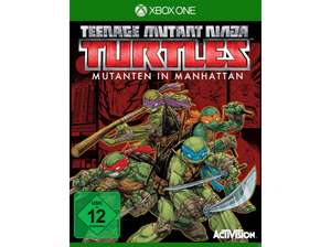 Teenage Mutant Ninja Turtles: Mutanten in Manhattan - Xbox One für 9,99€ oder Ghostbusters - Xbox One für 9,99€ (Saturn)