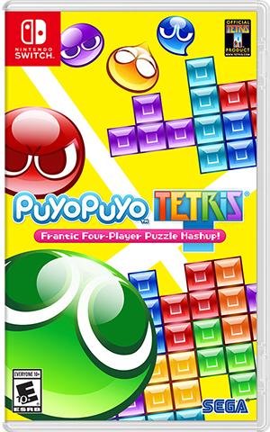 Puyo Puyo Tetris Switch e-shop -20%